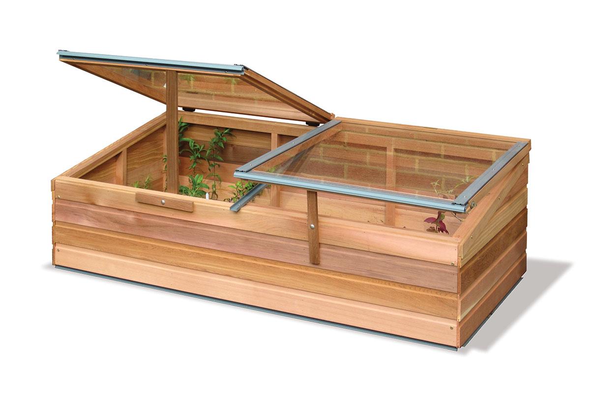 Ch ssis grand - Comment fabriquer un chassis de jardin ...