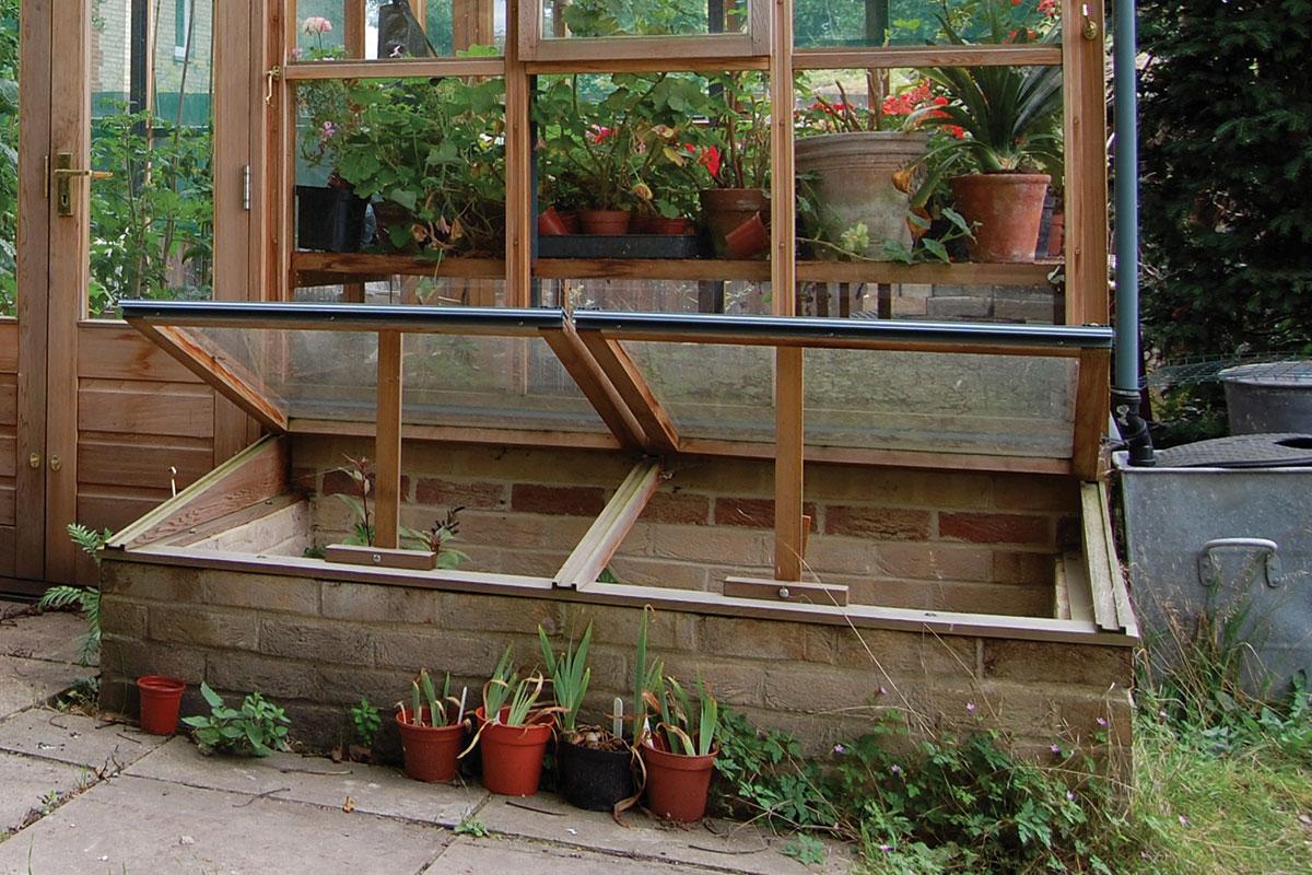 Châssis de jardin Gabriel Ash
