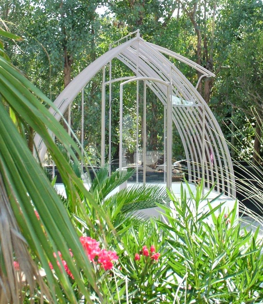 Serre de jardin Adèle