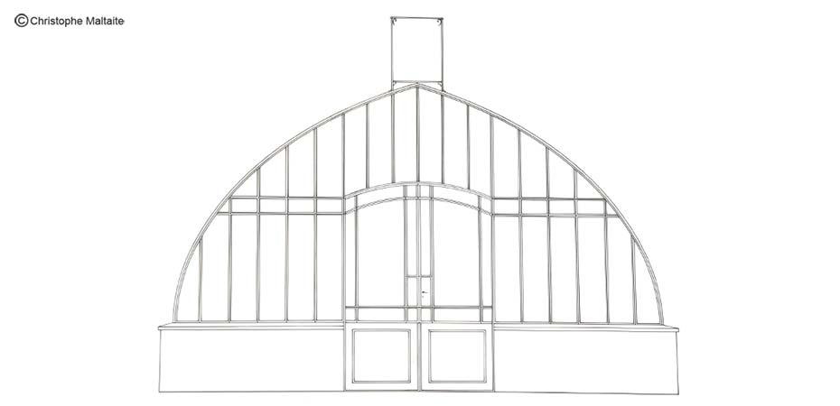 design des serres de jardin de christophe maltaite. Black Bedroom Furniture Sets. Home Design Ideas